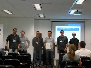 Challearn 2013 Winners at ICMI2013